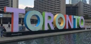 Toronto Sign