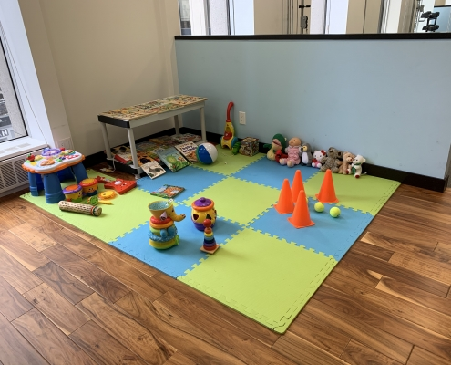 Pediatric Physiotherapy Floor